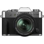 FujiFilm FUJIFILM X-T30 II Mirrorless Digital Camera with 18-55mm Lens (Silver)