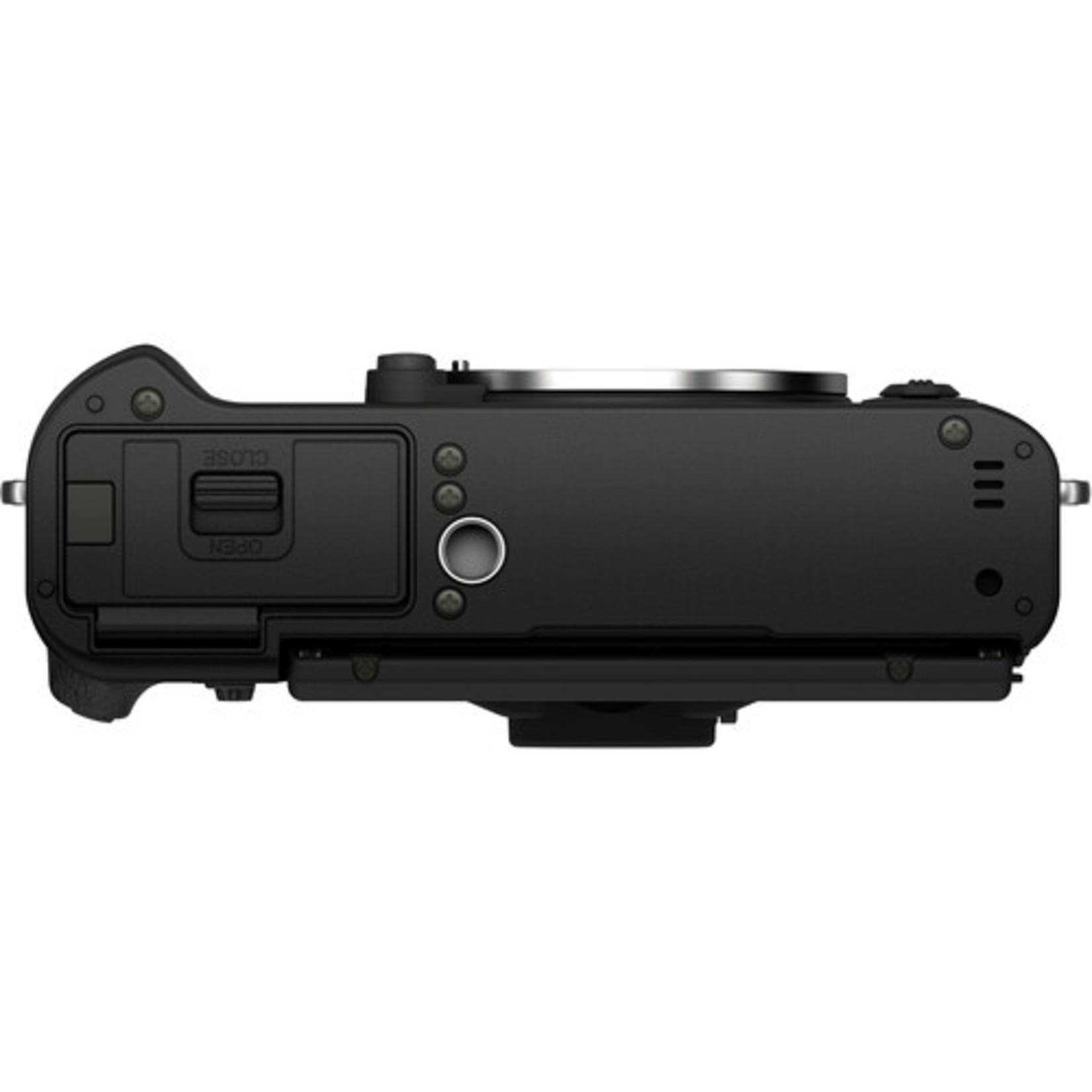 FujiFilm FUJIFILM X-T30 II Mirrorless Digital Camera with 18-55mm Lens (Black)