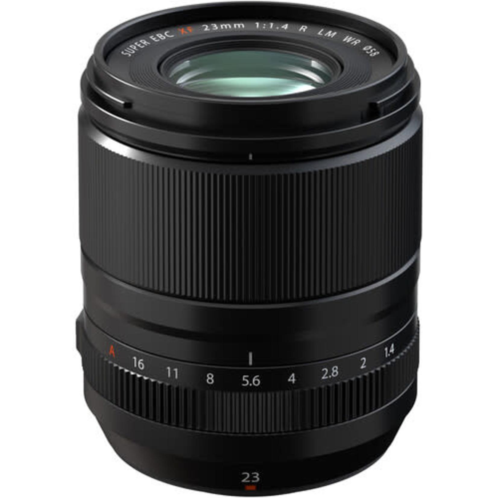 FujiFilm FUJIFILM XF 23mm f/1.4 R LM WR Lens