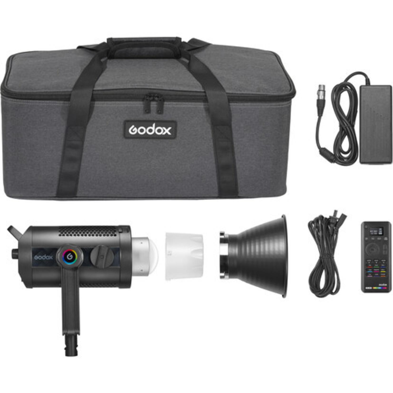 Godox Godox Zoom RGB LED Video Light