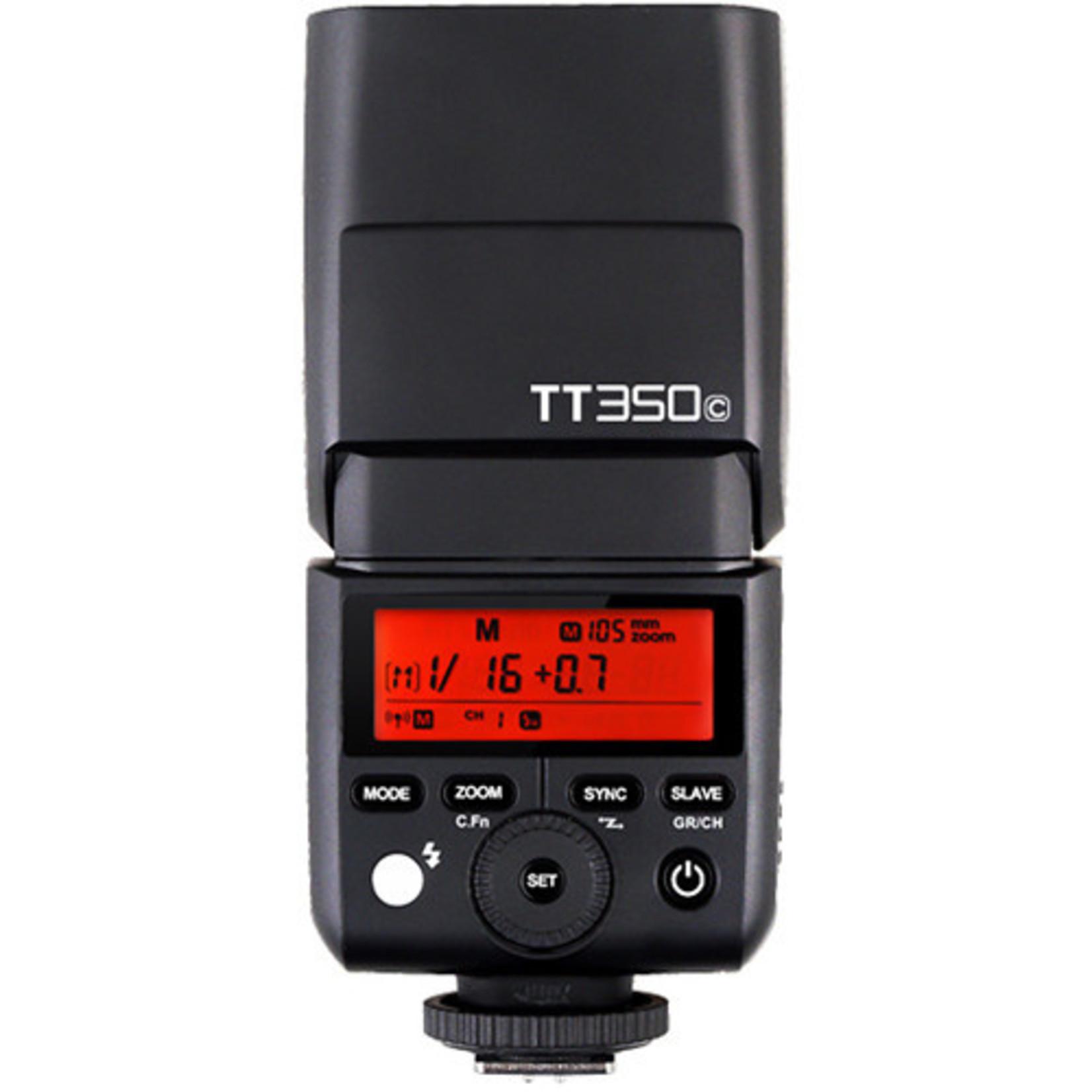 Godox GodoxTT350 Mini Thinklite AA Powered Flash for Canon
