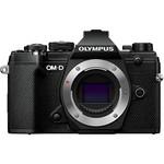 Olympus Olympus OM-D E-M5 Mark III Mirrorless Digital Camera (Body Only, Black)