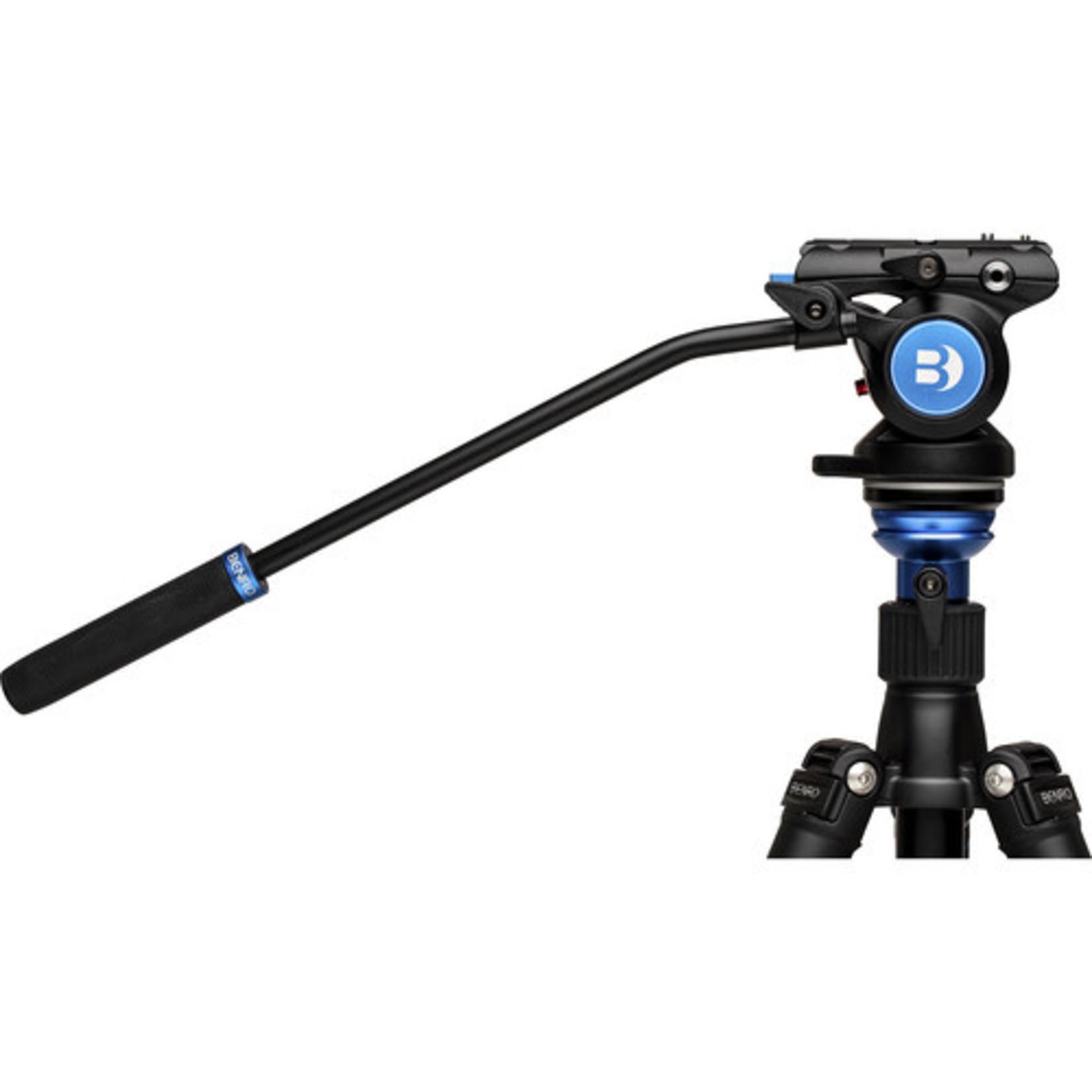Benro Benro S4Pro Fluid Video Head