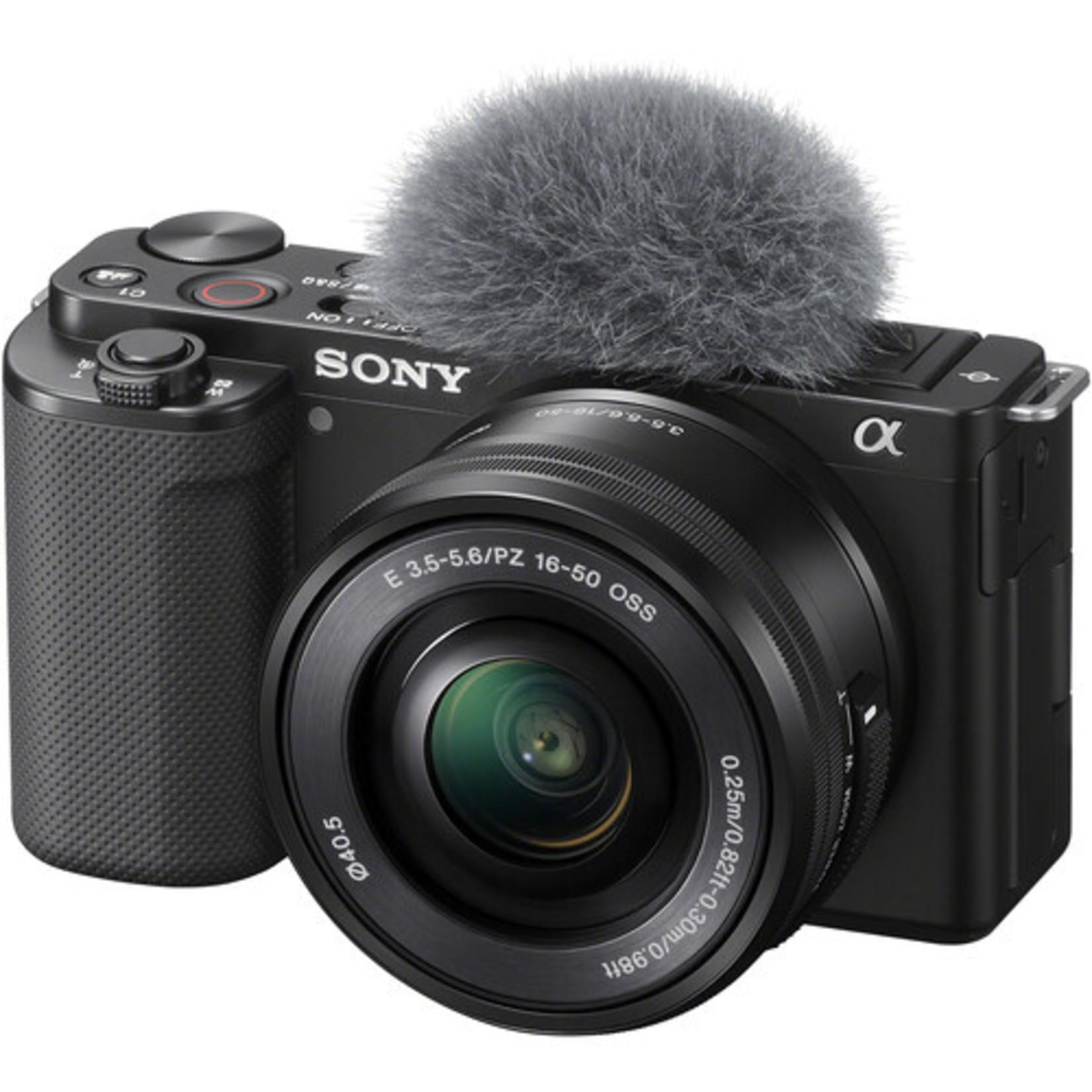 Sony SONY  ZV-E10 - DIGITAL CAMERA 16-50MM POWER ZOOM LENS
