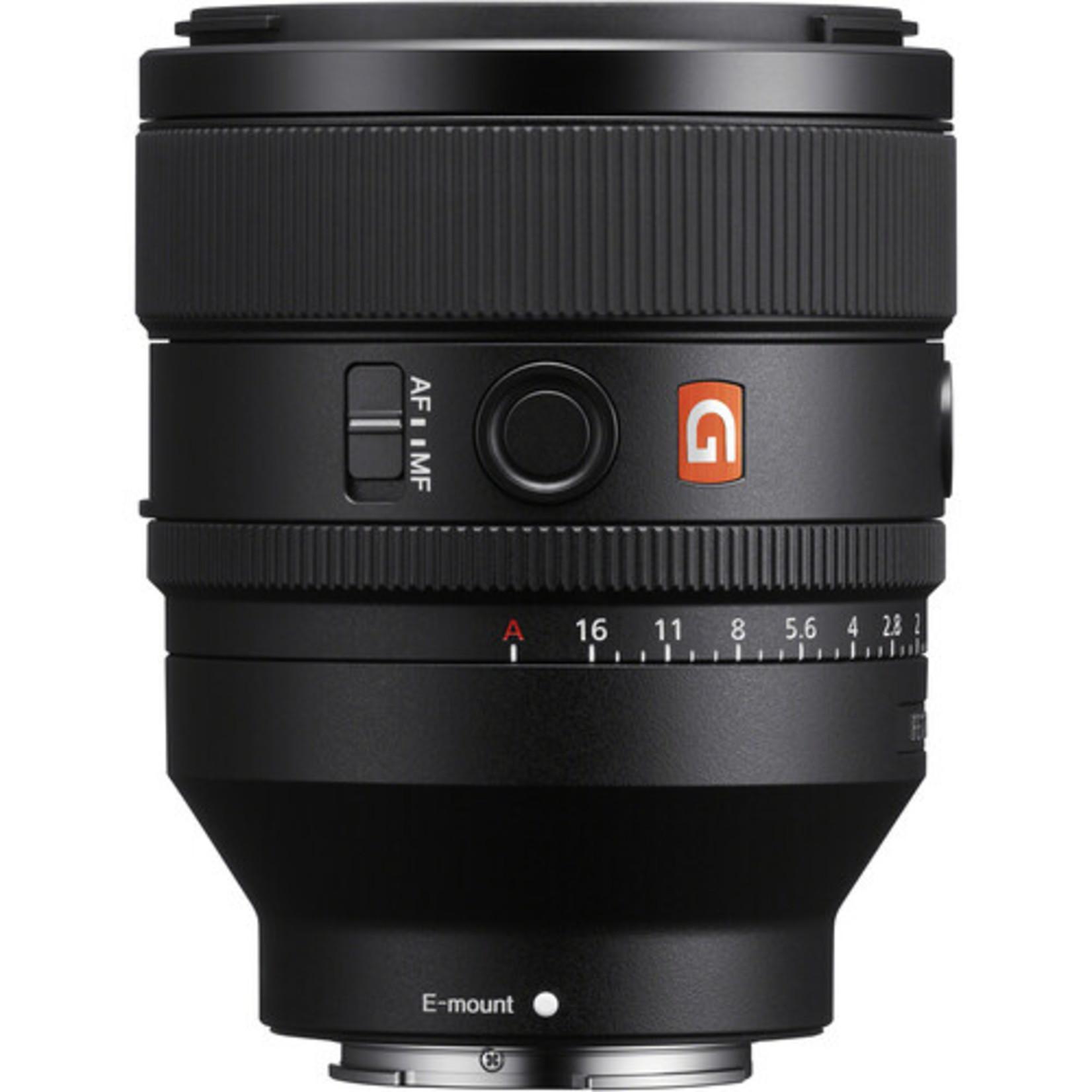 Sony Sony FE 50mm f/1.2 GM Lens