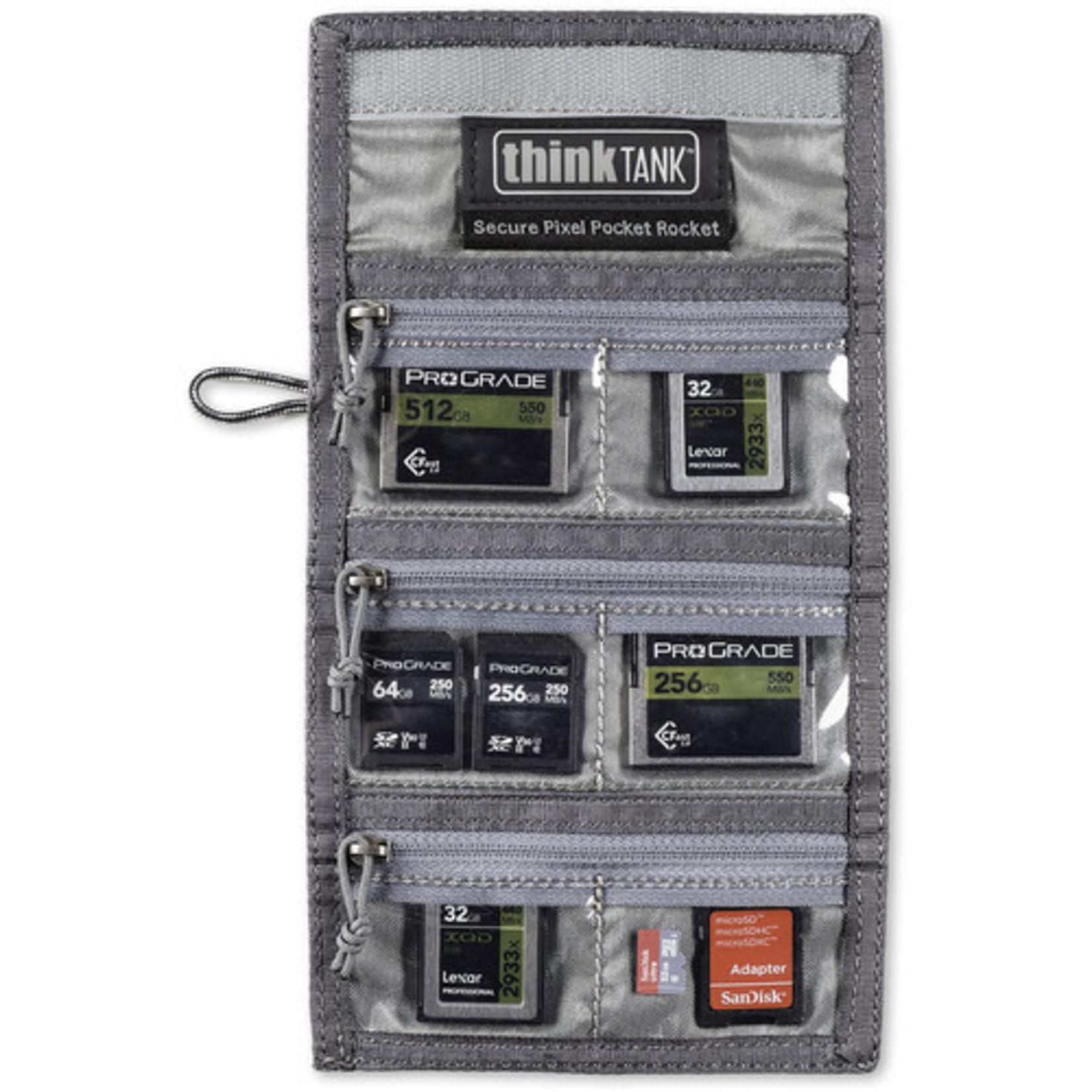 ThinkTank Secure Pixel Pocket Rocket - Black