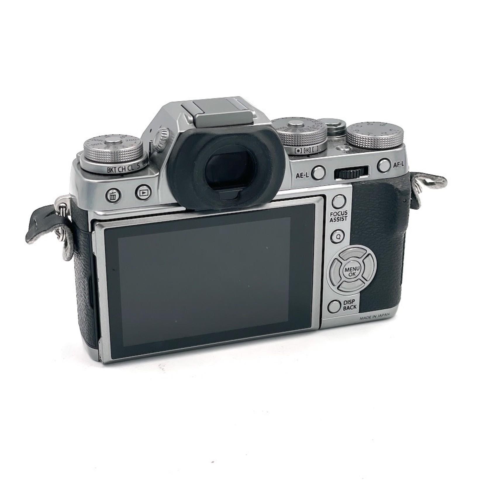 FujiFilm Used FujiFilm X-T1 Graphite Silver