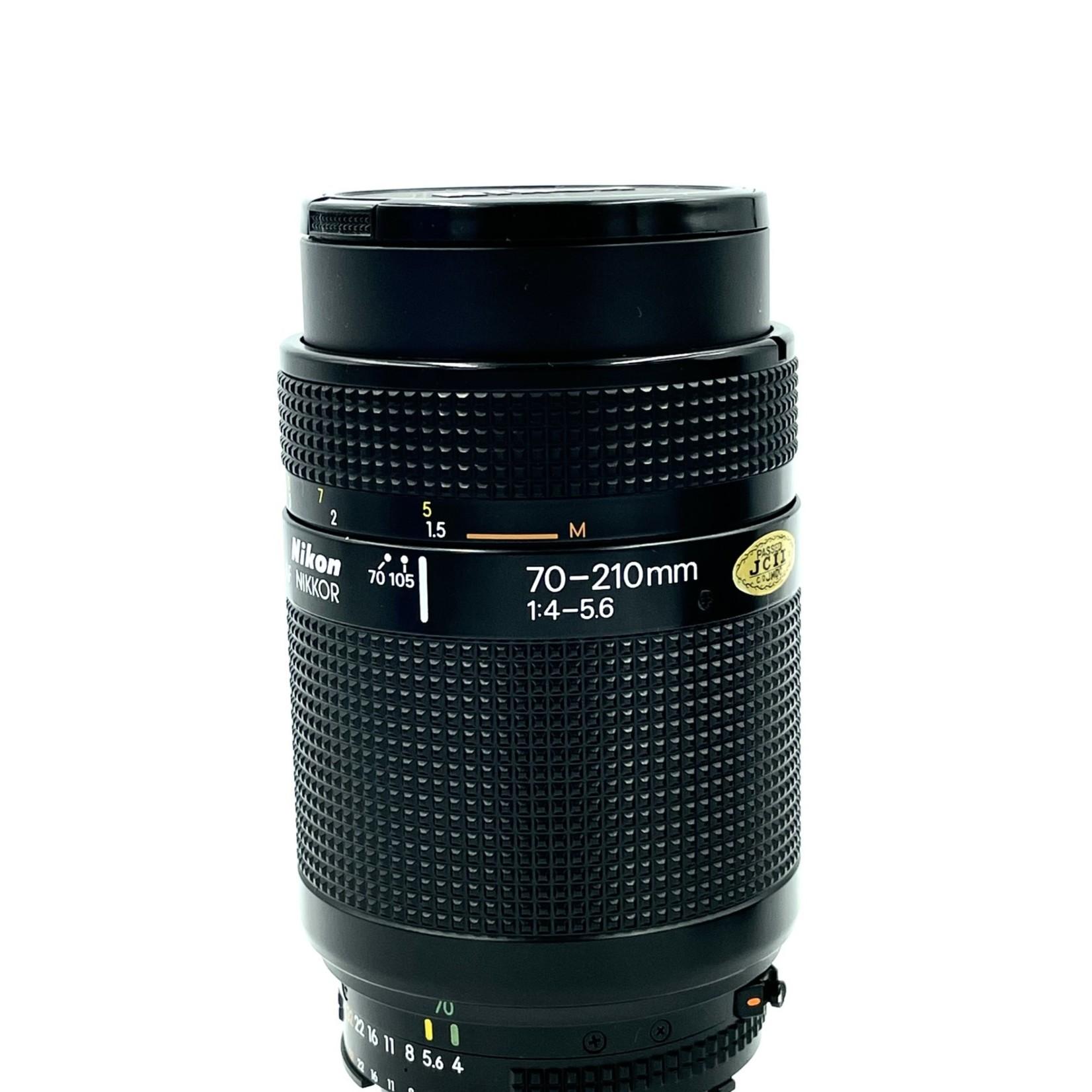 #1062 Nikon 70-210mm
