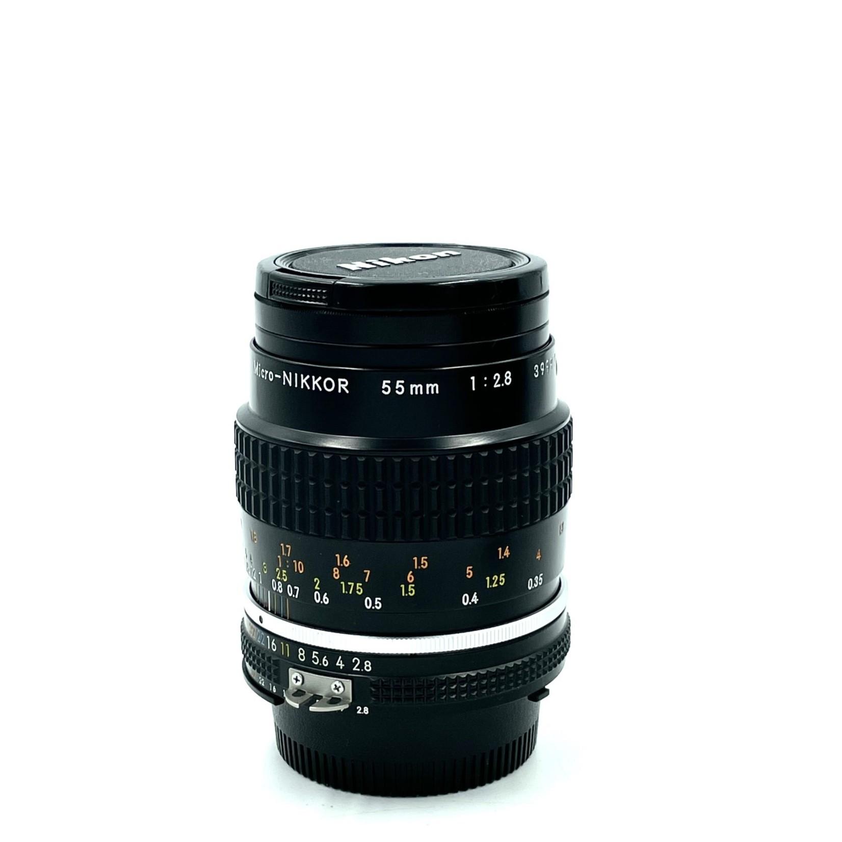 Nikon #1062 Nikon 55mm Micro
