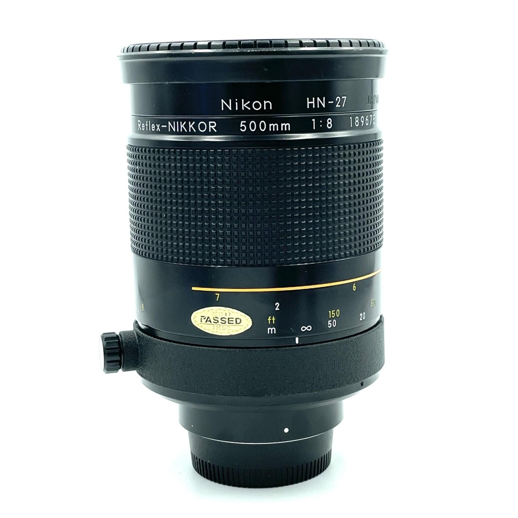 Nikon #1062 Nikon 500mm Reflex
