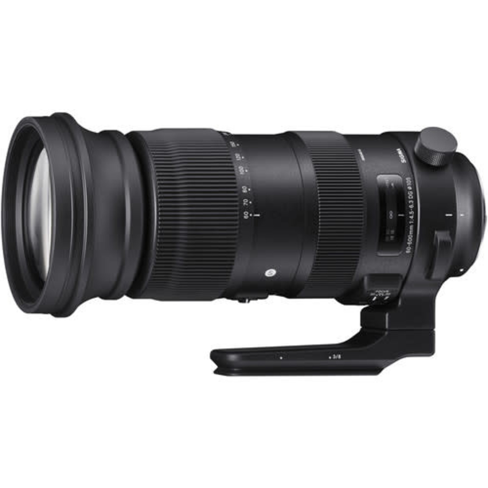 Sigma Sigma 60-600mm f/4.5-6.3 DG OS HSM Sports Lens for Canon EF