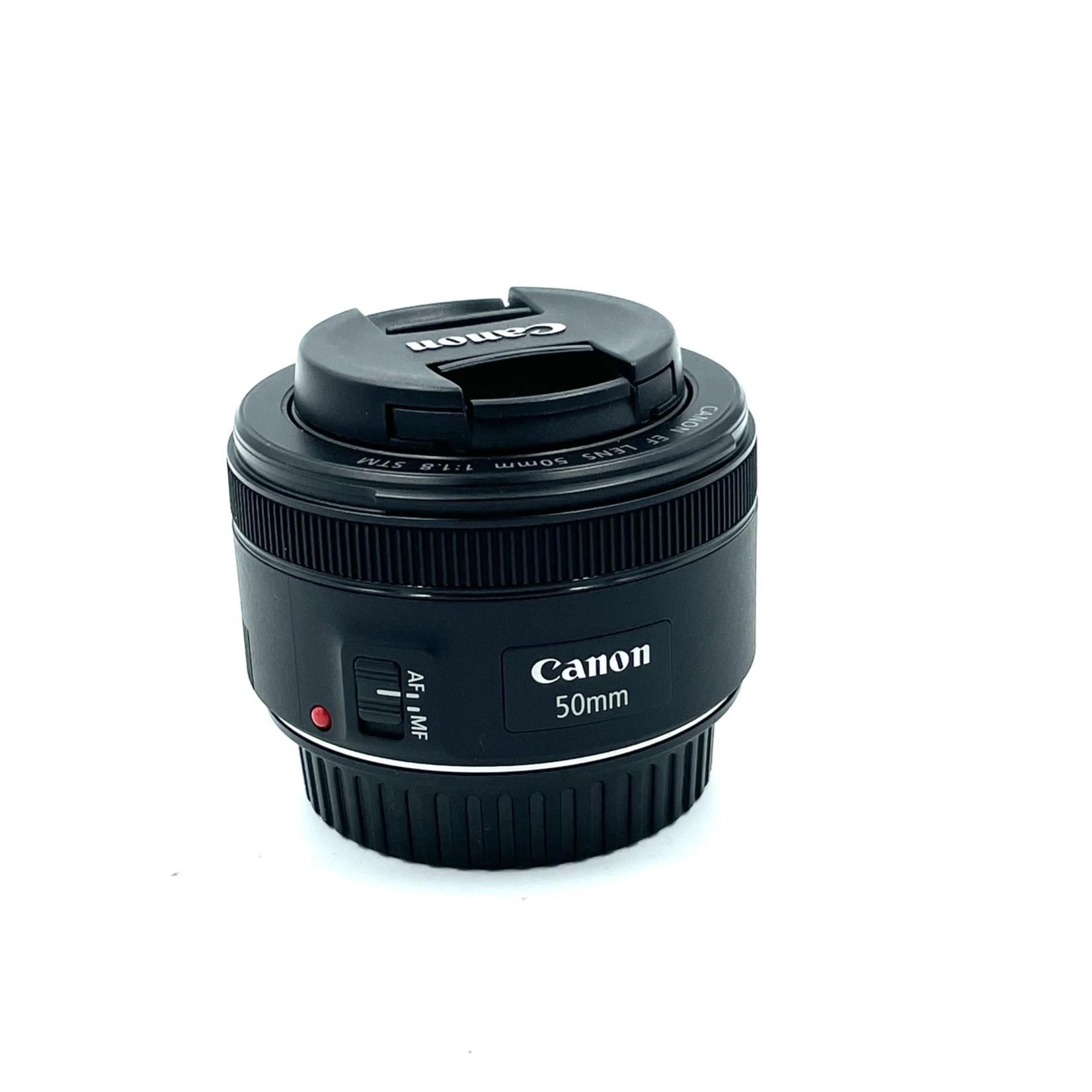 Canon Used Canon 50mm F1.8