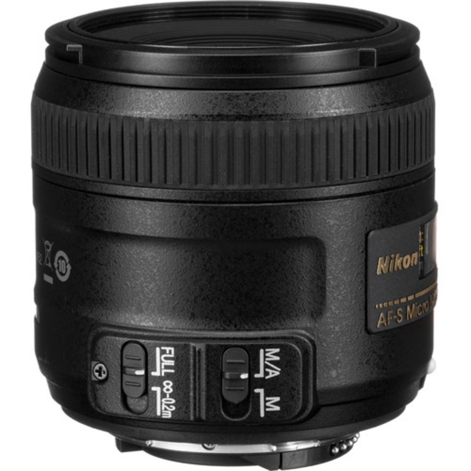 Nikon Nikon AF-S DX Micro NIKKOR 40mm f/2.8G Lens