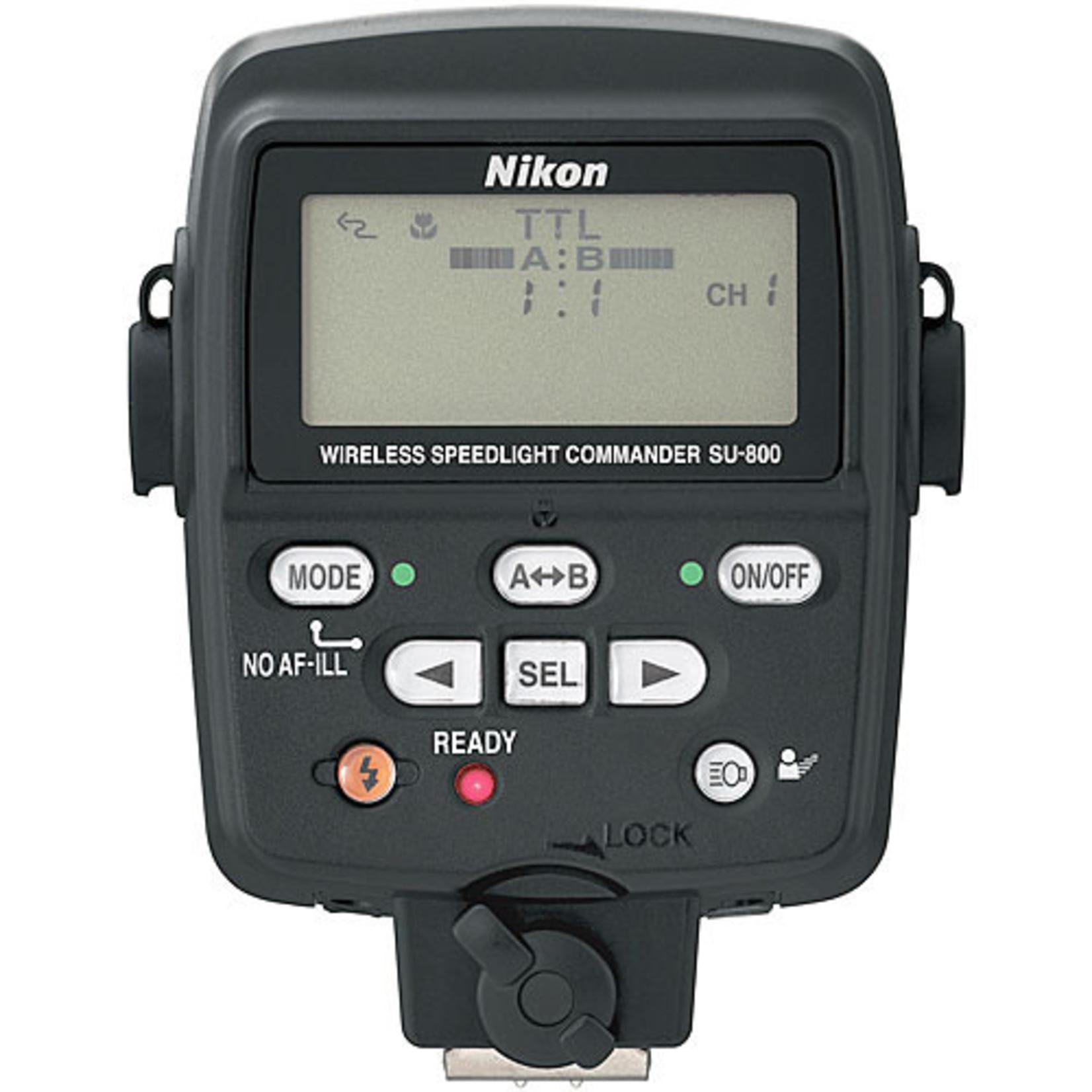 Nikon Nikon SU-800 Wireless Speedlight Commander Unit
