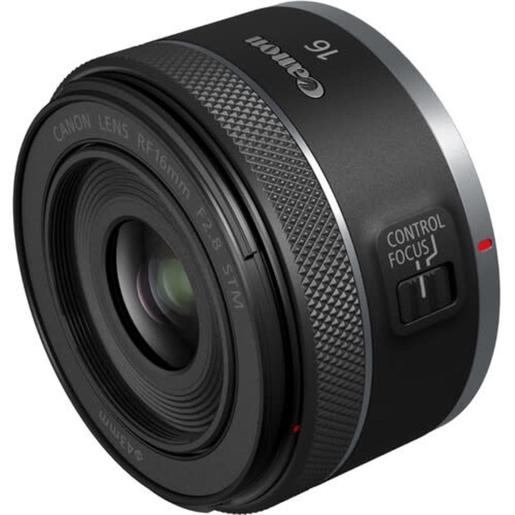 Canon Canon RF 16mm f/2.8 STM Lens