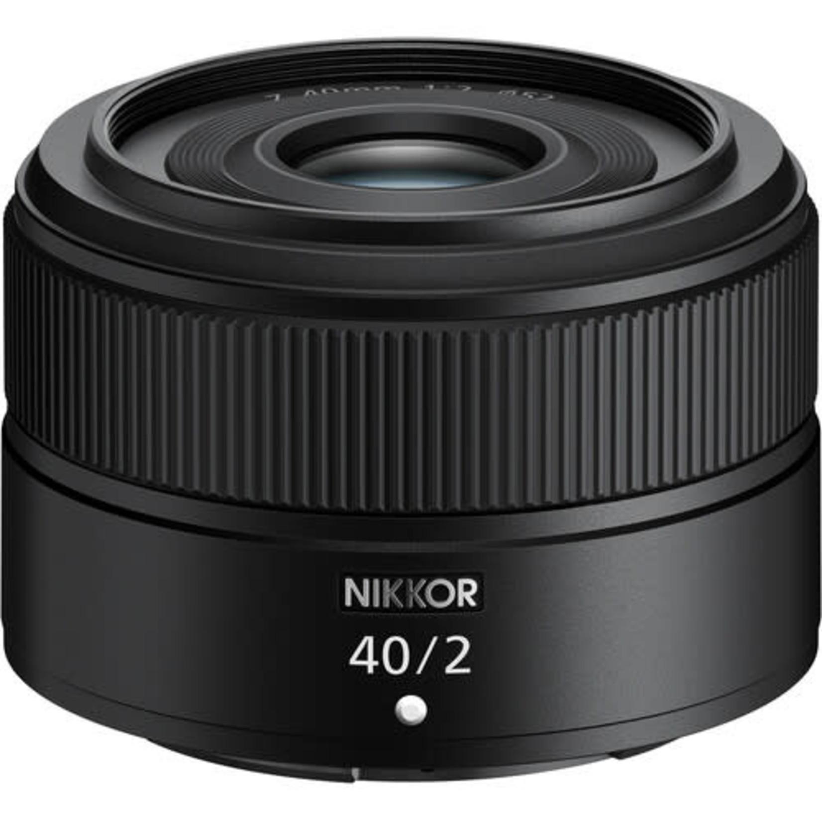 Nikon Nikon NIKKOR Z 40mm f/2 Lens