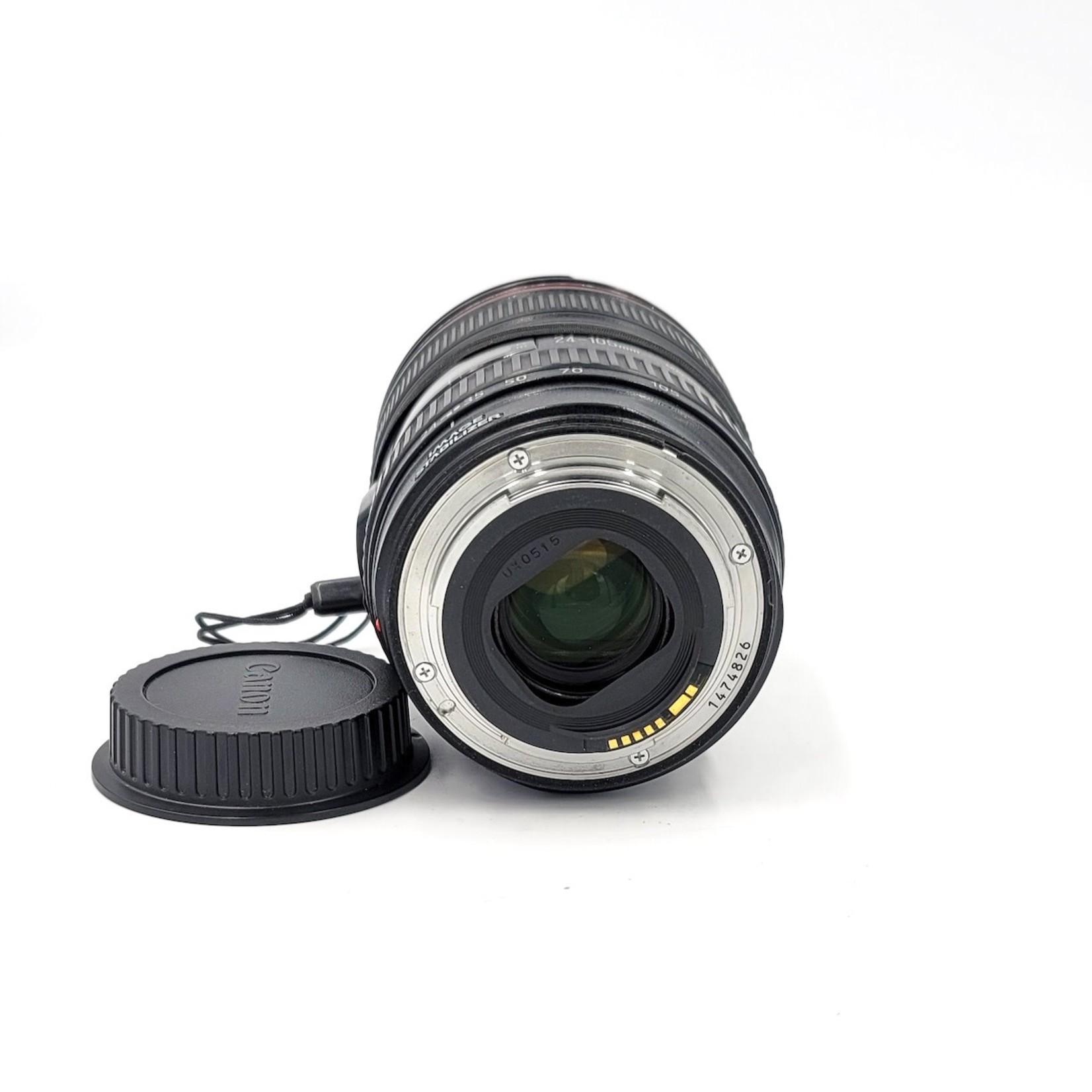 Canon Used Canon 24-105 L f4