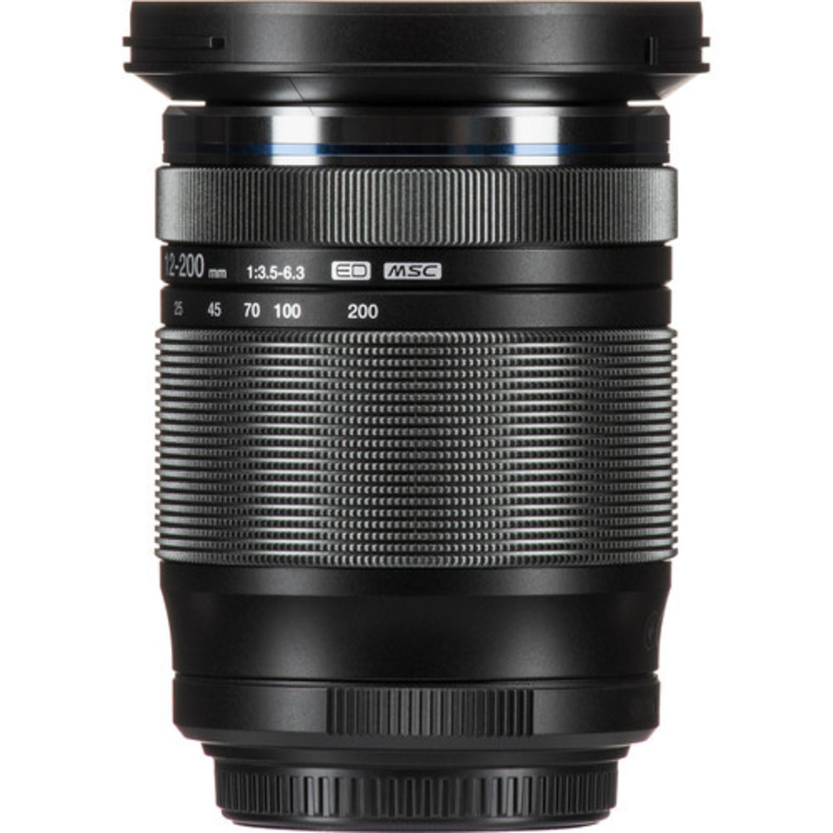 Olympus Olympus M.Zuiko Digital ED 12-200mm f/3.5-6.3 Lens