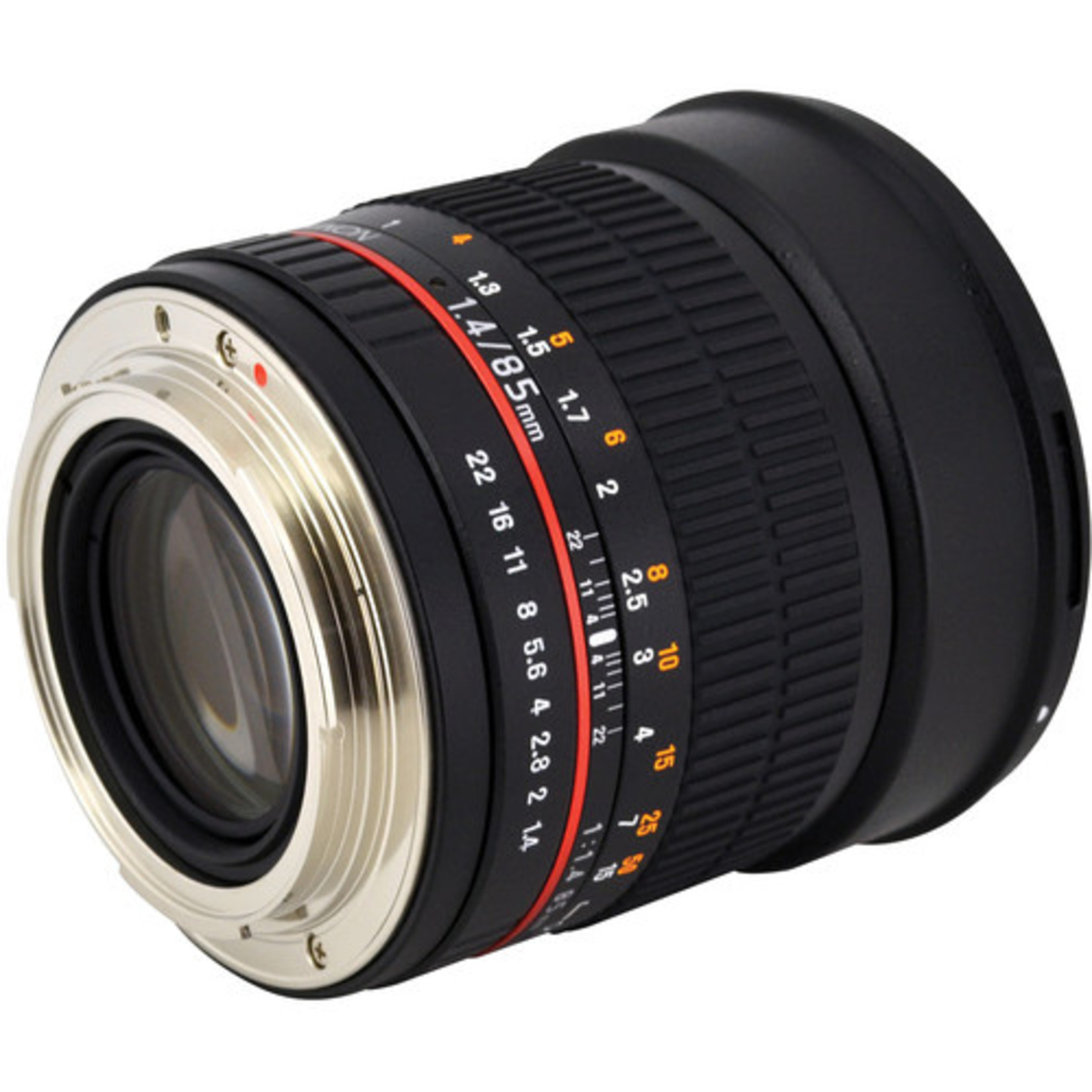 Rokinon Rokinon 85mm f/1.4 AS IF UMC  Lens for Nikon