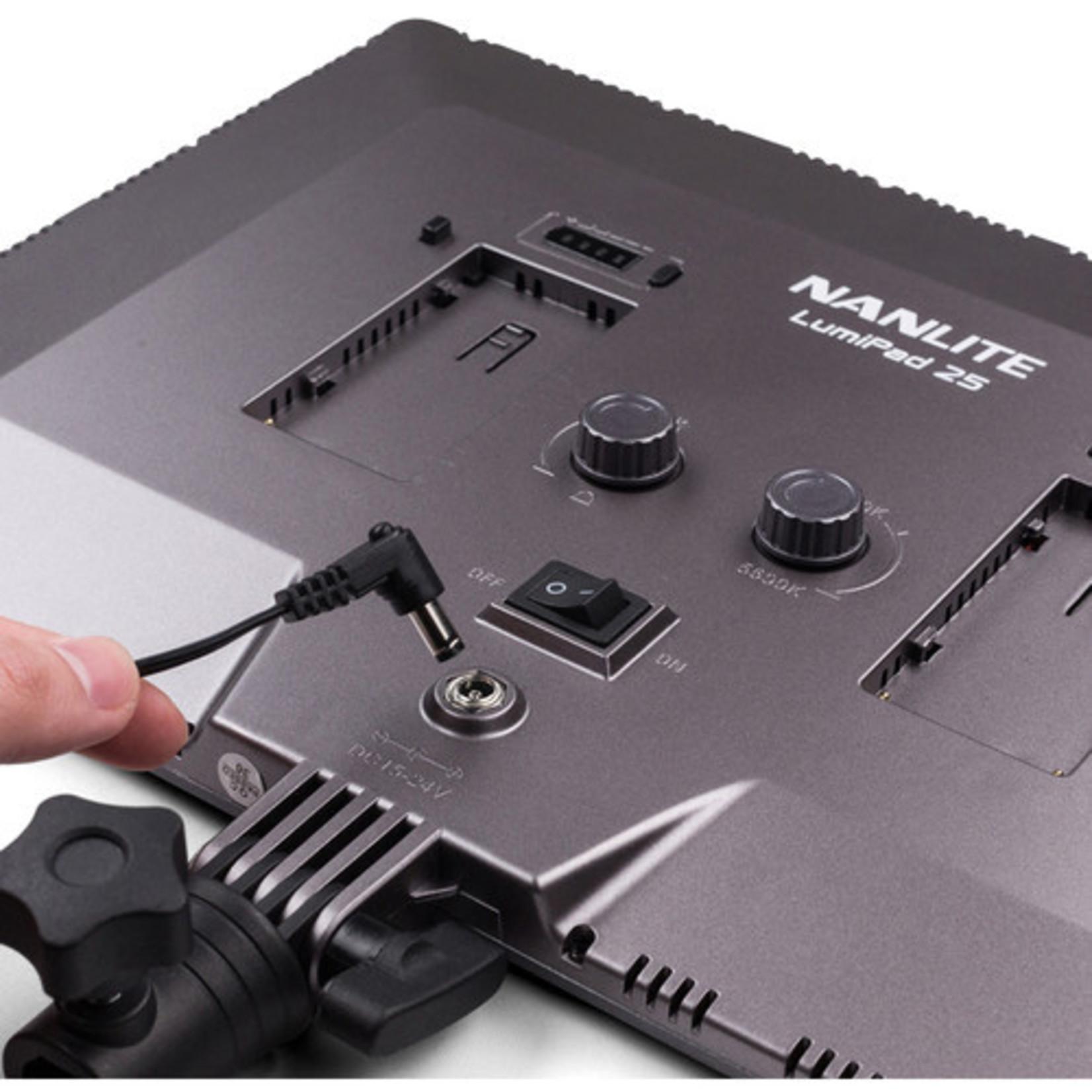 Nanlite Nanlite LumiPad 25 High Output Bi-Color Soft LED Panel