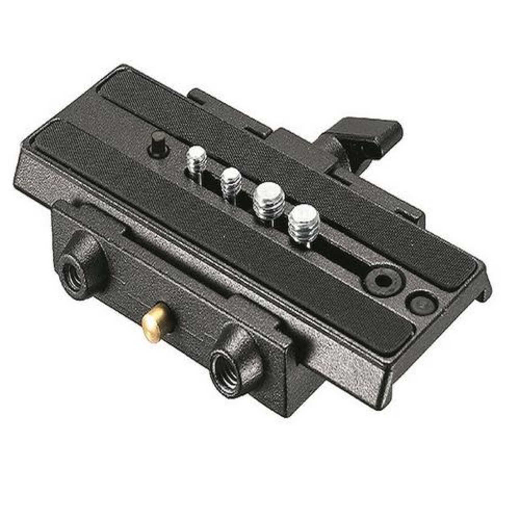 Manfrotto Manfrotto 357-1 Rapid Connect Adapter with 357PLV-1 Camera Plate