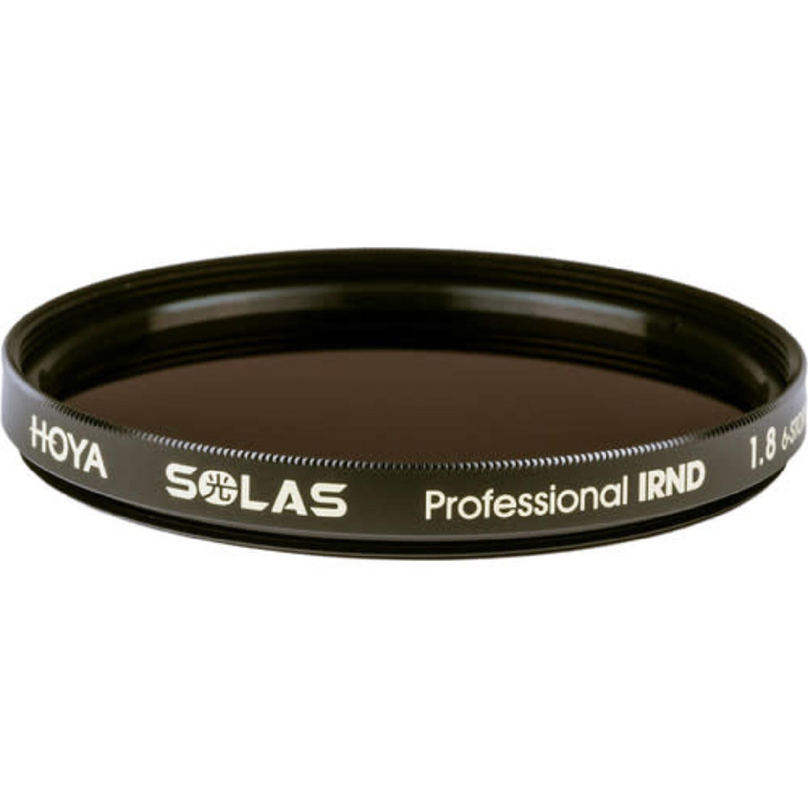 Hoya Hoya Solas 67mm Infrared 1.8 (6 Stops)  Neutral Density Filter