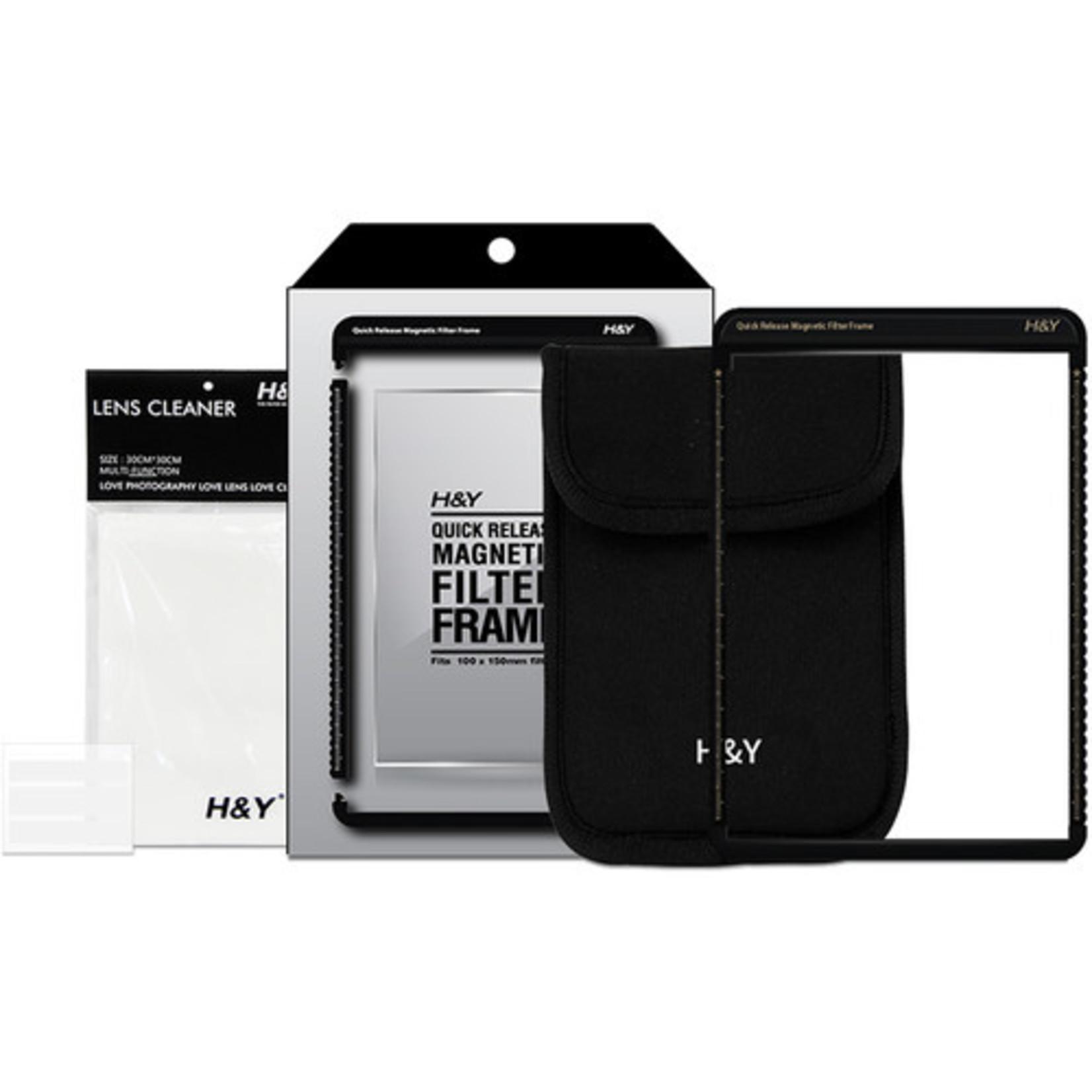 H&Y 100mm x 150mm Magnetic Filter Frame square