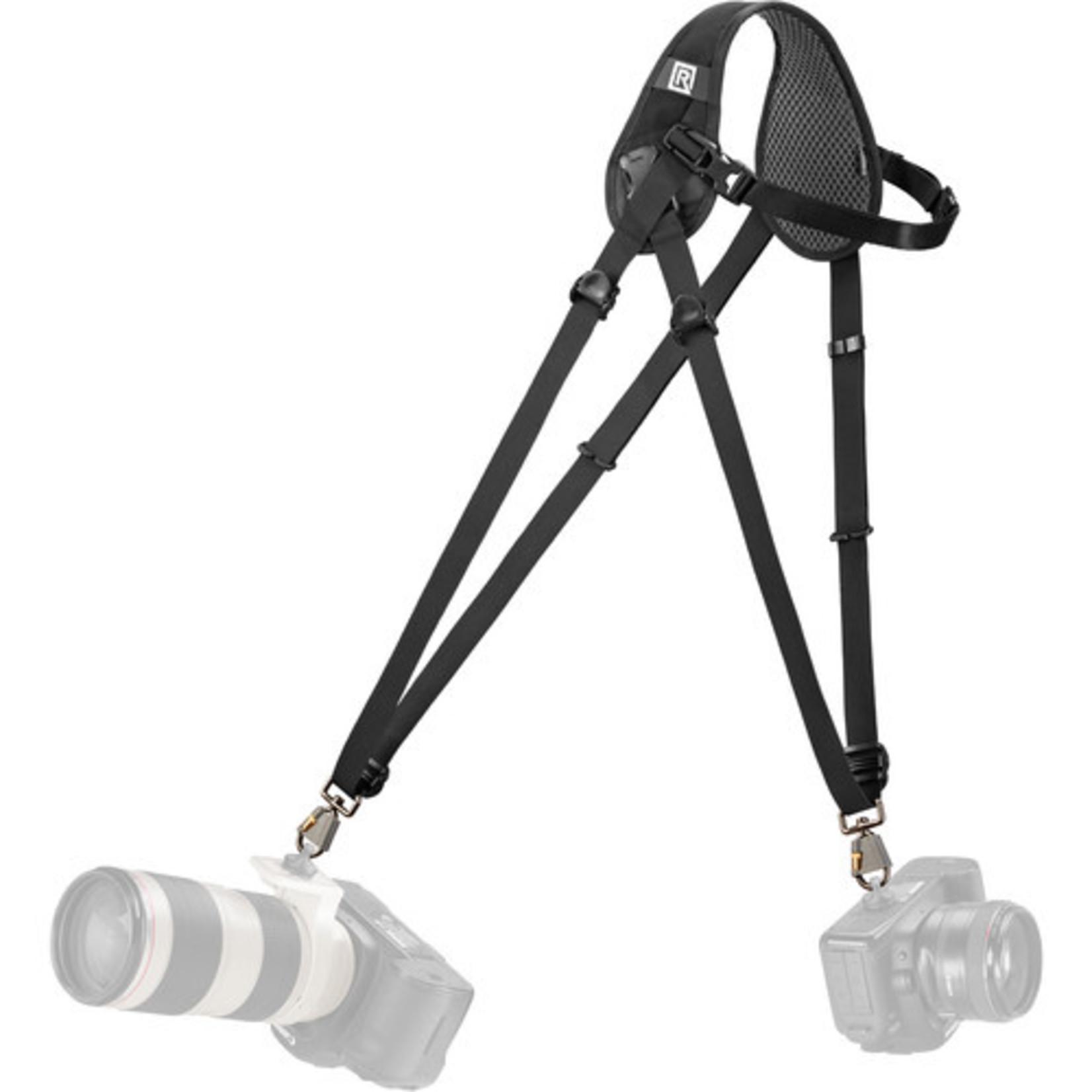 BlackRapid BlackRapid Hybrid Breathe - Double Camera Sling/Strap