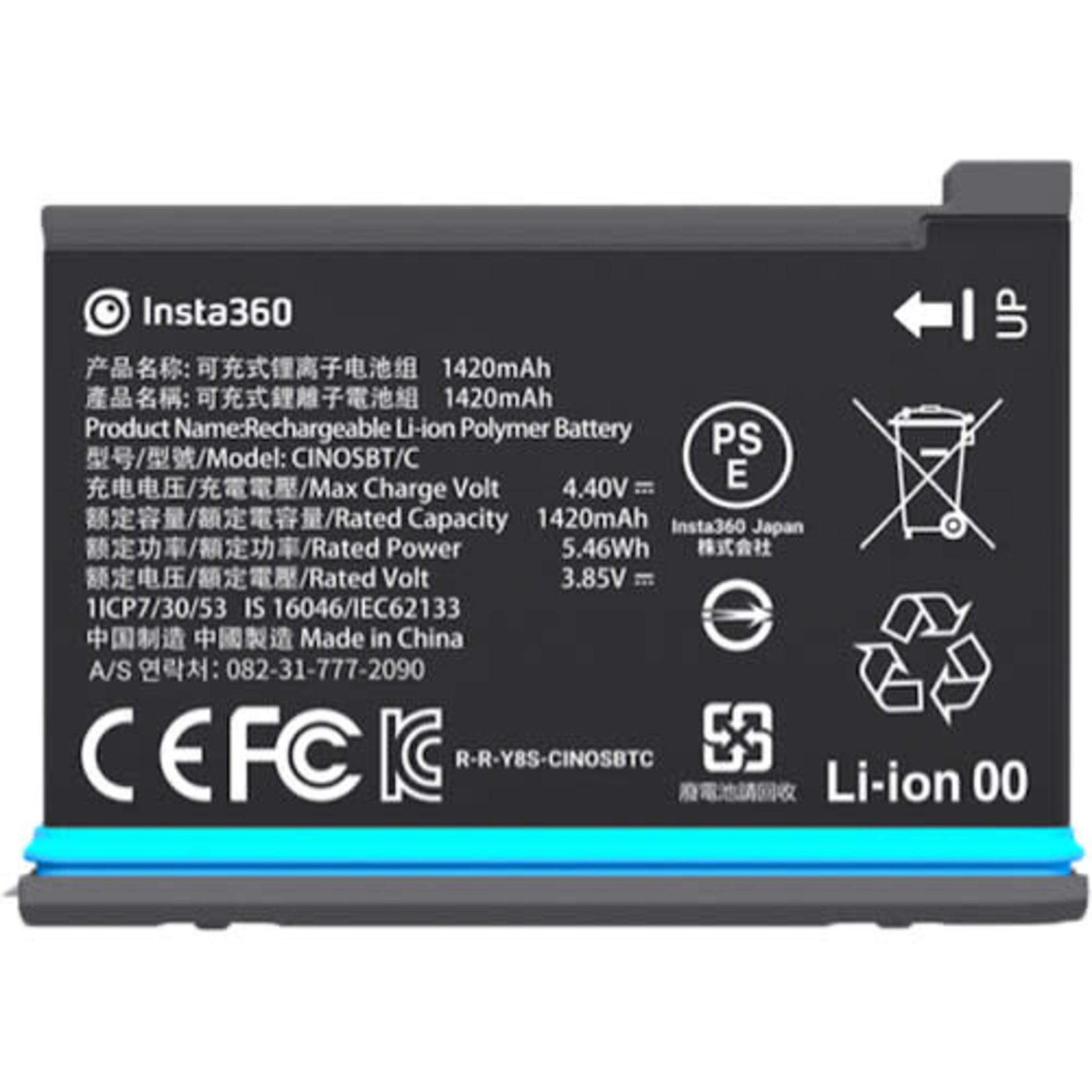 Insta360 Insta360 Battery for ONE X2 (1420mAh)