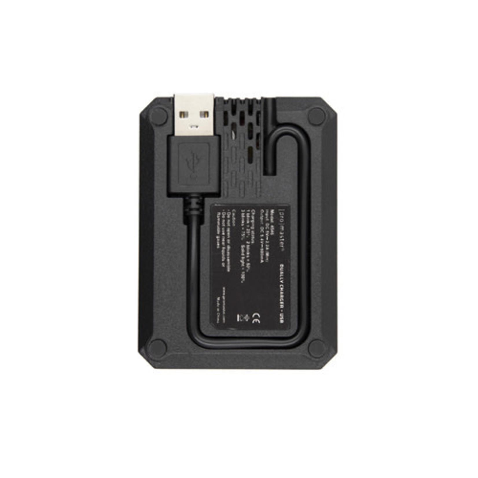 ProMaster Battery & Charger Kit for Nikon EN-EL15c
