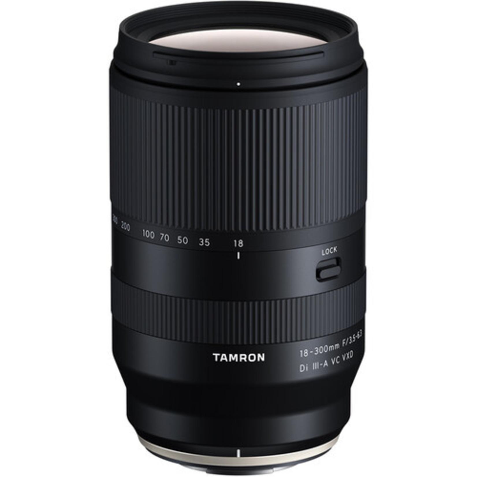 Tamron Tamron 18-300mm f/3.5-6.3 Di III-A VC VXD Lens for FUJIFILM X