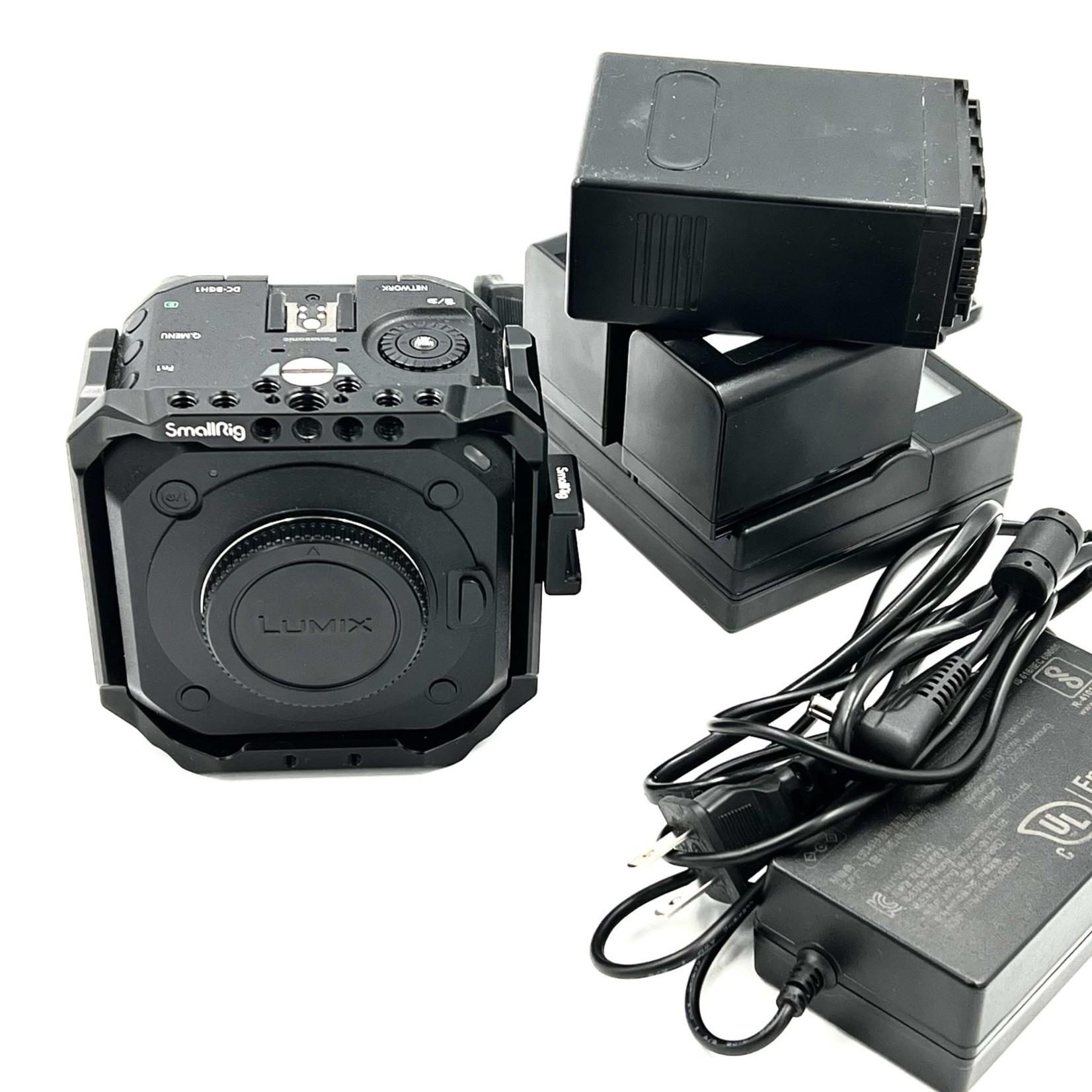 Panasonic Panasonic Lumix DC-BGH1 Cinema 4K Box Camera
