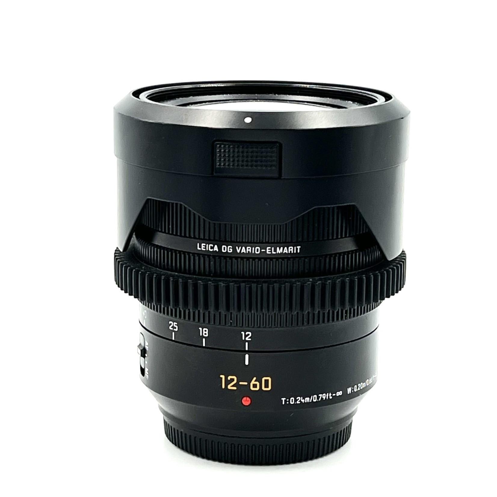 Panasonic PanaSonic Leica DG Vario-Elmarit 12-60mm F2.8-4