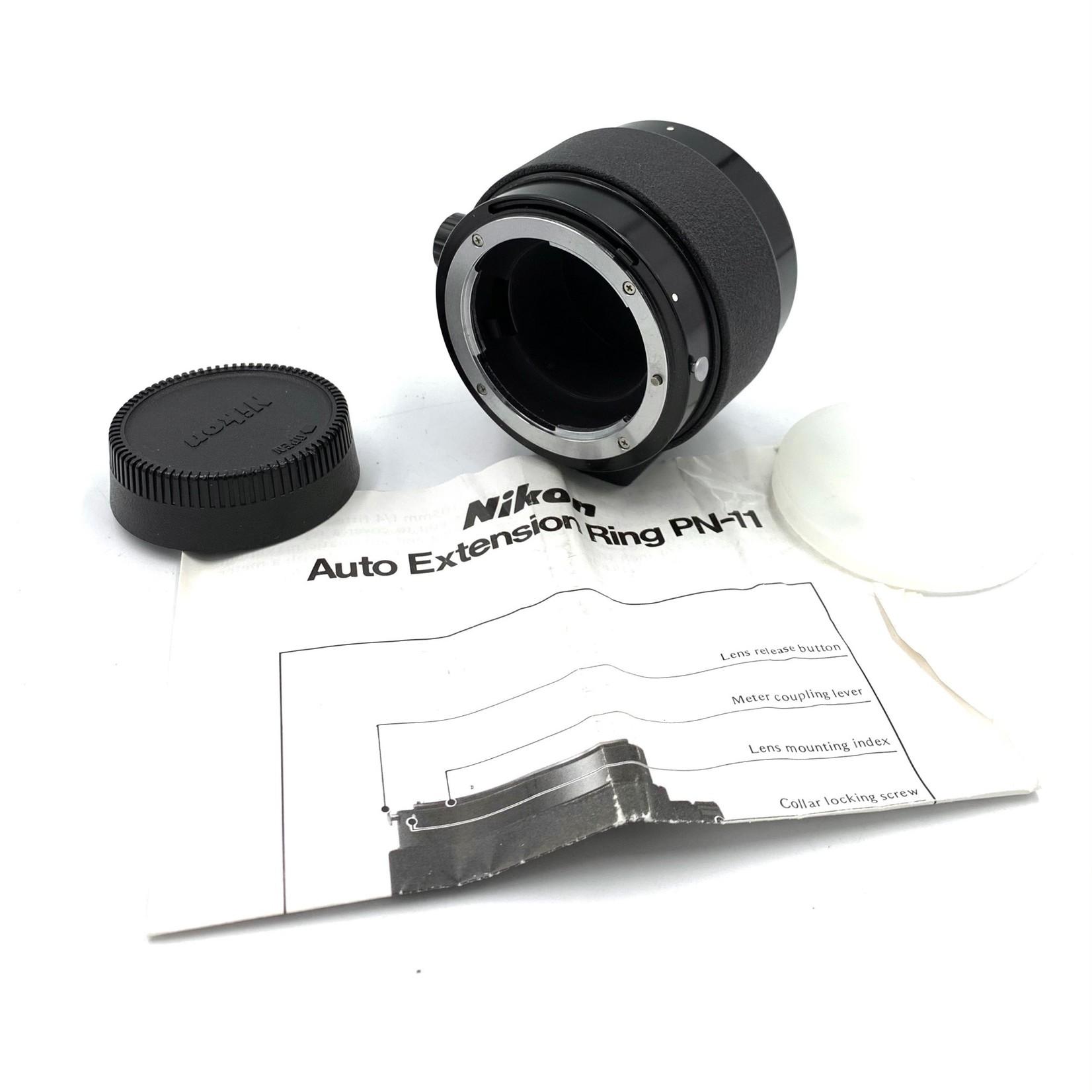 USED Nikon PN-11 Auto Extension Ring
