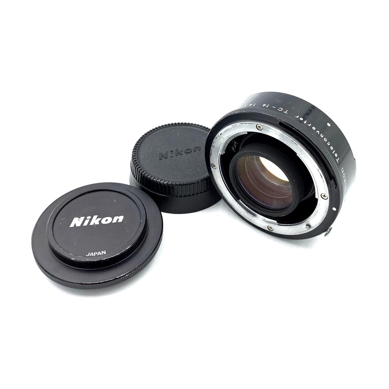 USED Nikon TC -14 Teleconverter