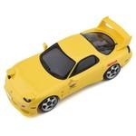 Kyosho MINI-Z AWD Initial D RX-7 Mazda FD3S Kit, Yellow