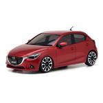 Kyosho MINI-Z FWD Mazda 2 MA-03F Readyset, Red Premium Metallic RS