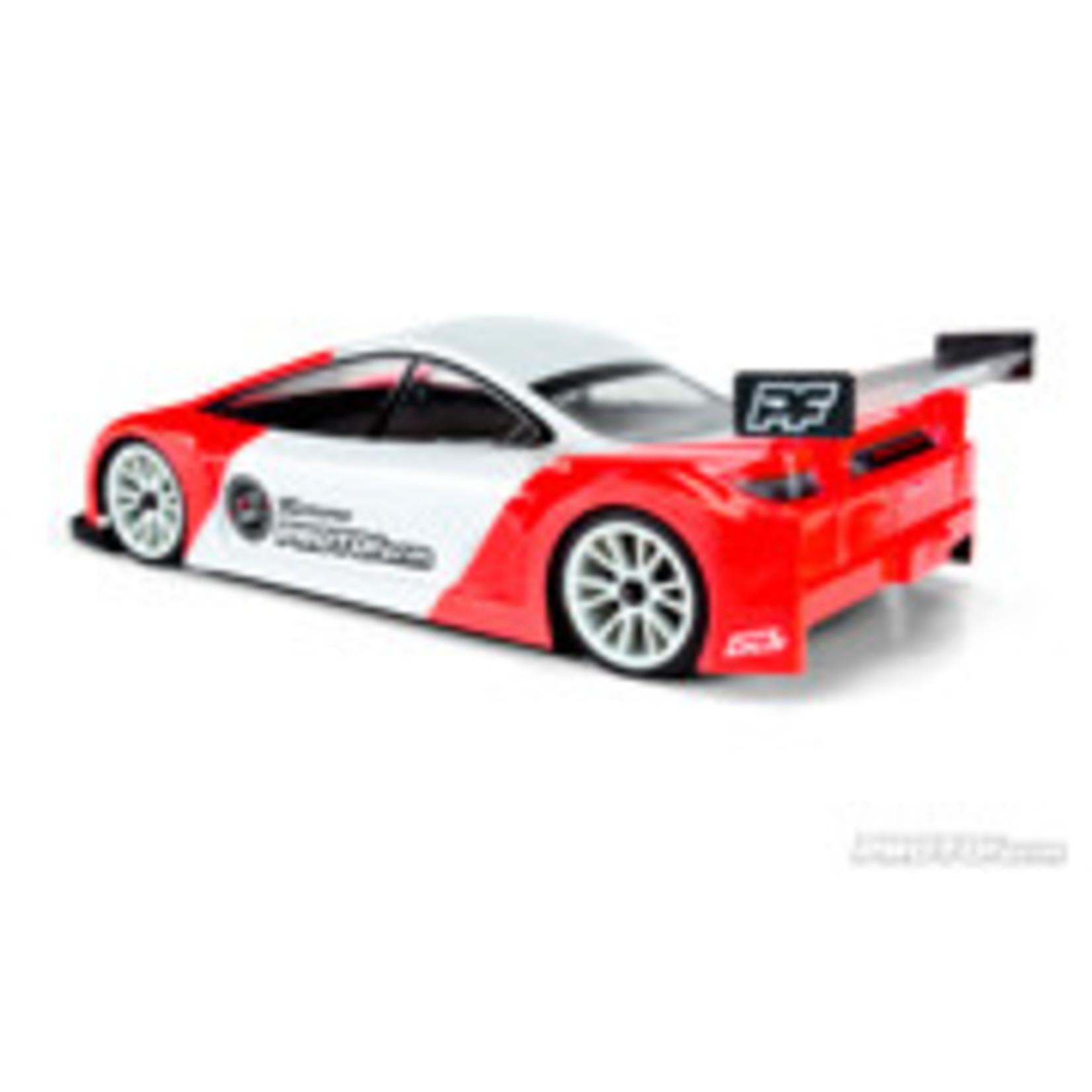 PROTOform Turismo Touring Car Body (Clear) (190mm) (X-Lite)