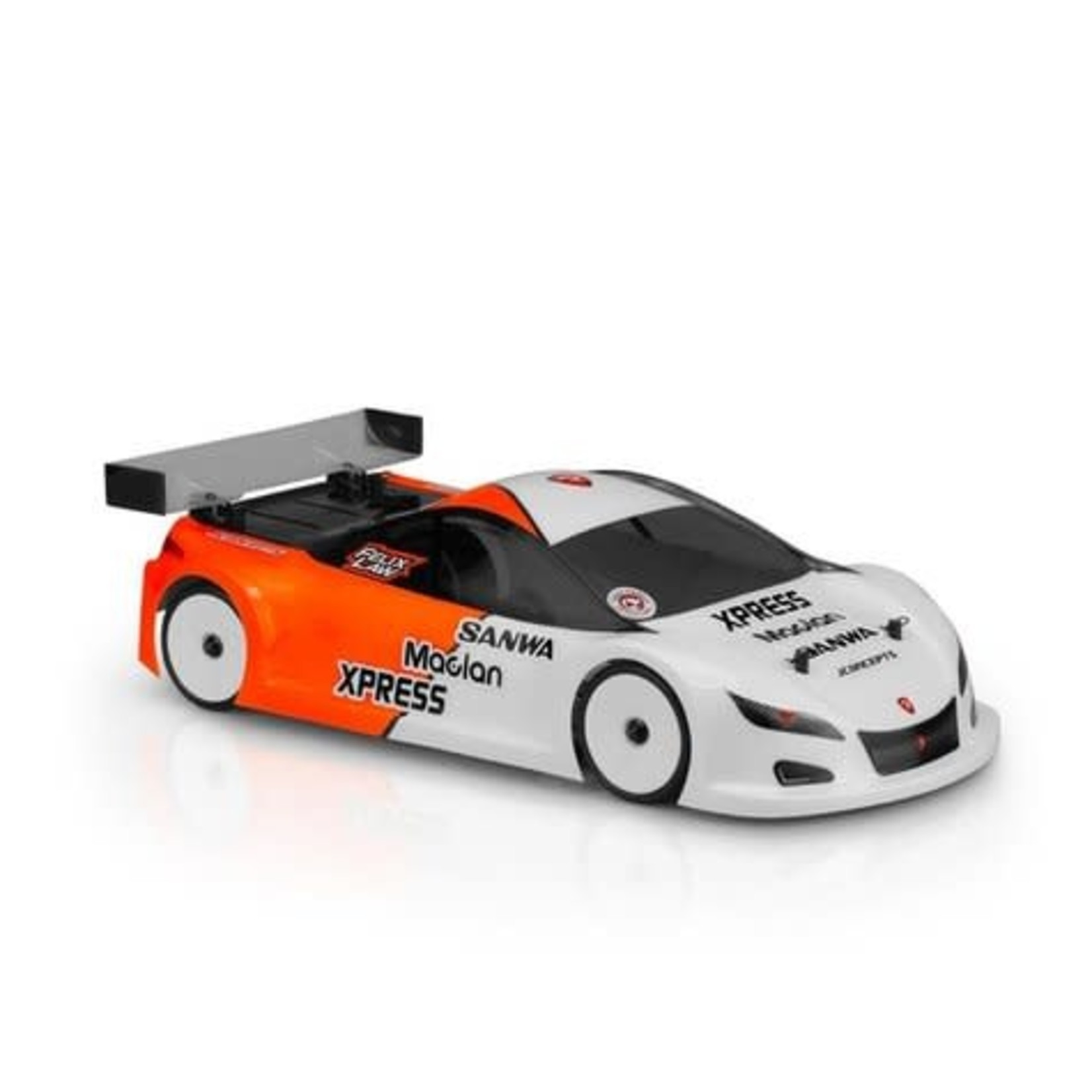 """JConcepts A2R """"A-One Racer 2"""" 1/10 Touring Car Body (Clear) (190mm)"""