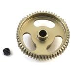 "Calandra Racing Concepts (CRC) ""Gold Standard"" 64P Aluminum Pinion Gear (56T)"
