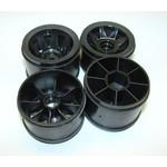 Calandra Racing Concepts (CRC) F1 Promount wheels - set of 4