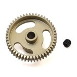"Calandra Racing Concepts (CRC) ""Gold Standard"" 64P Aluminum Pinion Gear (49T)"