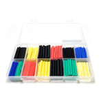 Racers Edge Colored Heat Shrink Tube Assortment (280 Pieces)