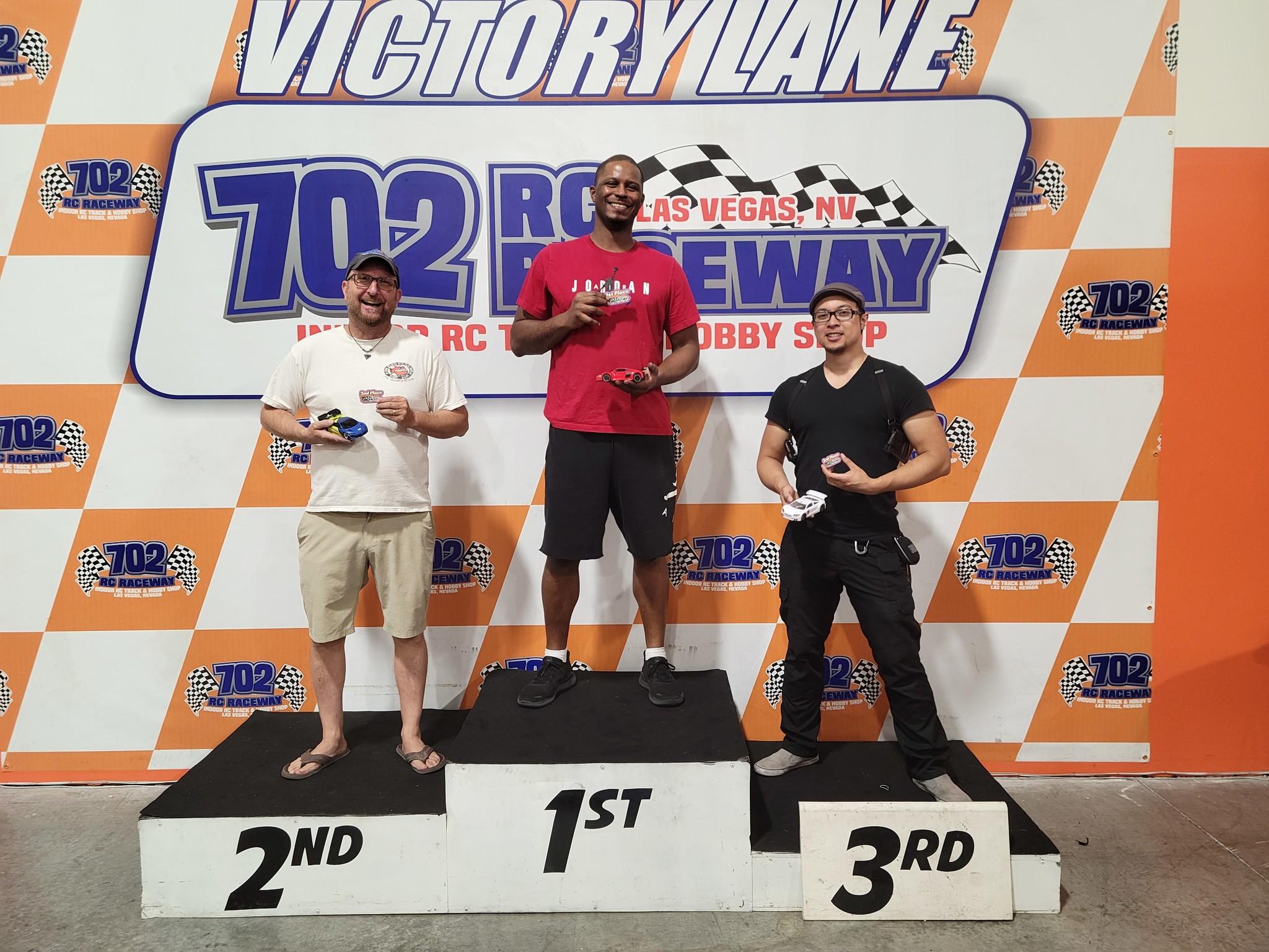 Las Vegas Nights Mini Z - Oct 2, 21 - Race Results