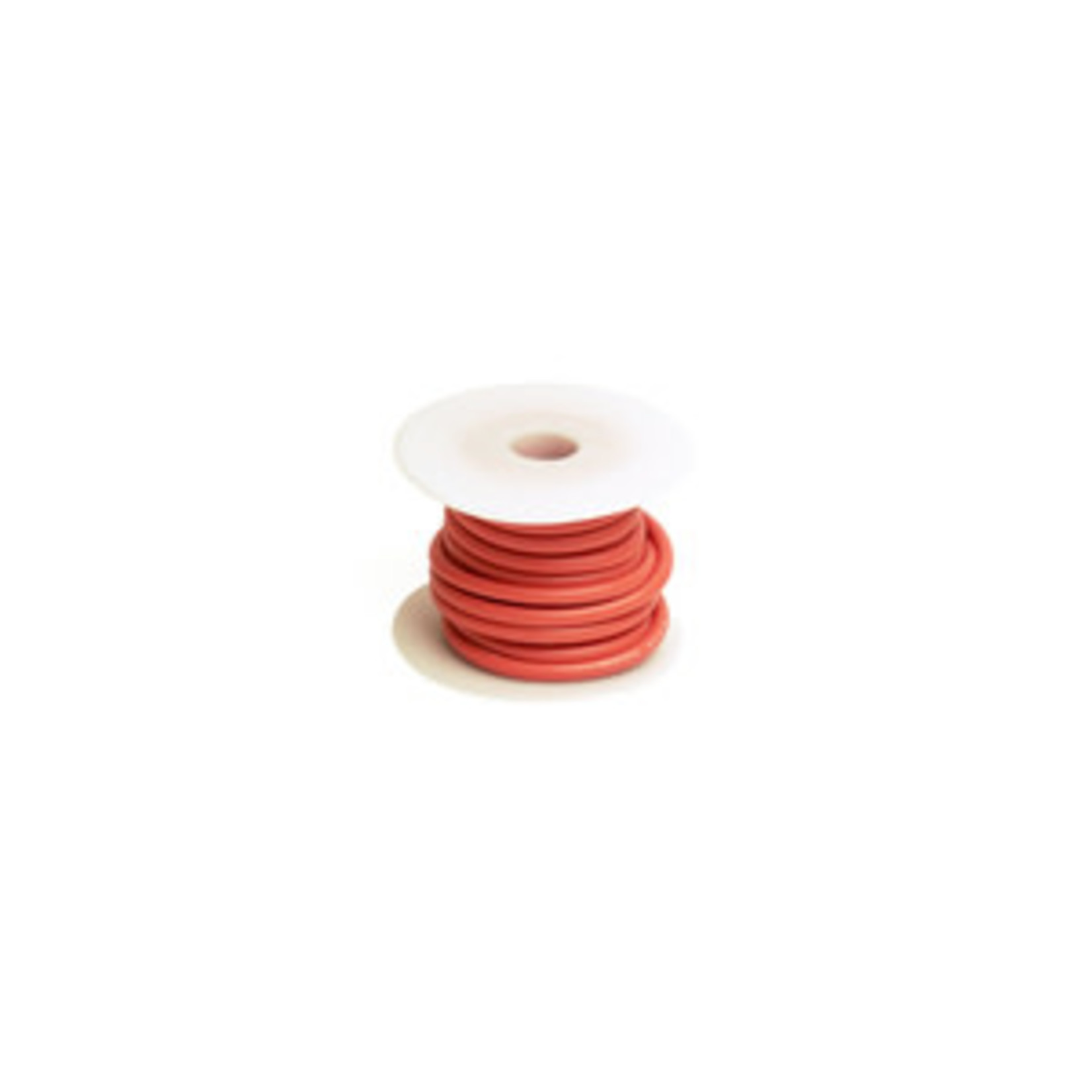 Racers Edge 10 Gauge Silicone Ultra-Flex Wire; 1 Feet (Red)