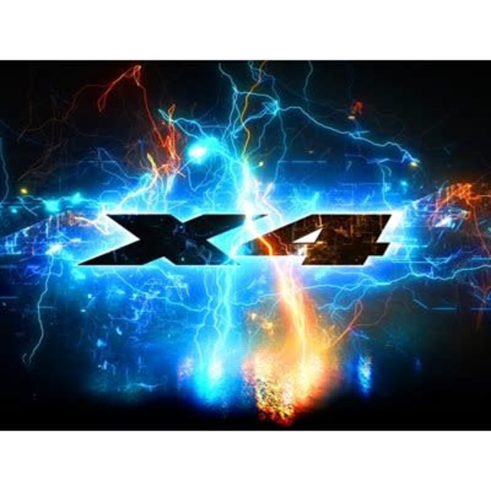 XRAY X4 - 1 / 10 TC - SOLID ALU
