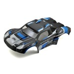 Proline Flo-Tek Pre-Painted Short Course Body (Blue) SC5M, Blitz, Slash/4X4, 22SCT, SCT410