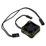 Whitz Racing Products 30mm HyperCool Aluminum Cooling Fan (Green)