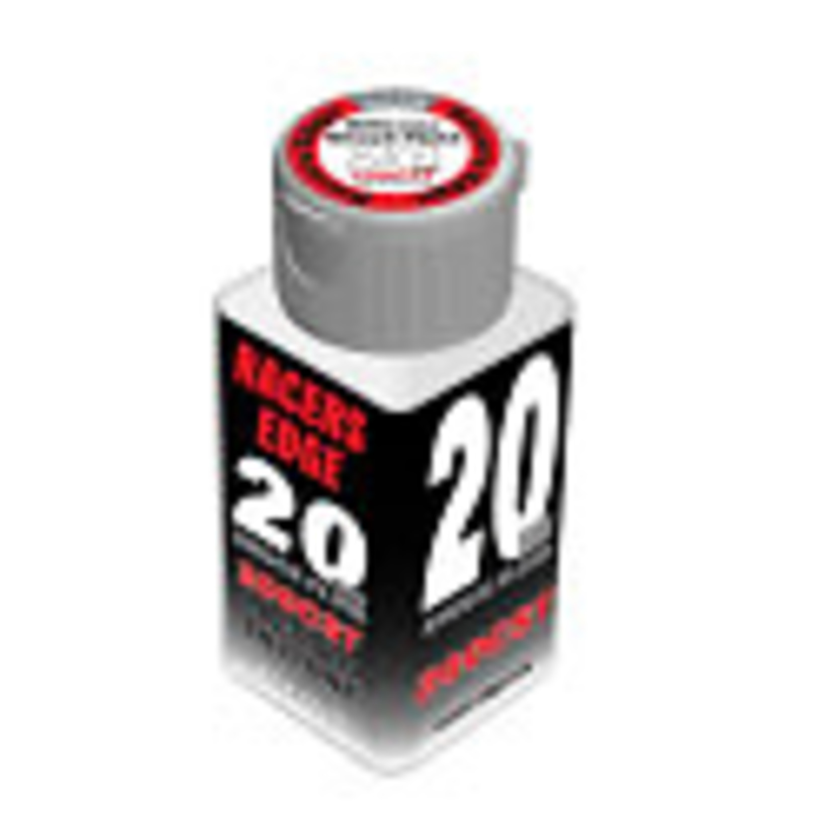 Racers Edge 20 Weight, 200cSt, 70ml 2.36oz Pure Silicone Shock Oil