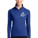 Sport-Tek Ladies 1/4 Zip Pullover